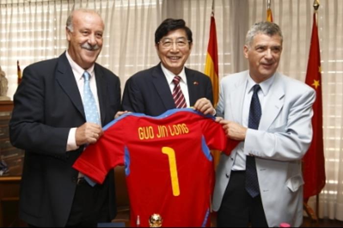 La Supercopa se jugará en Pekín desde 2013