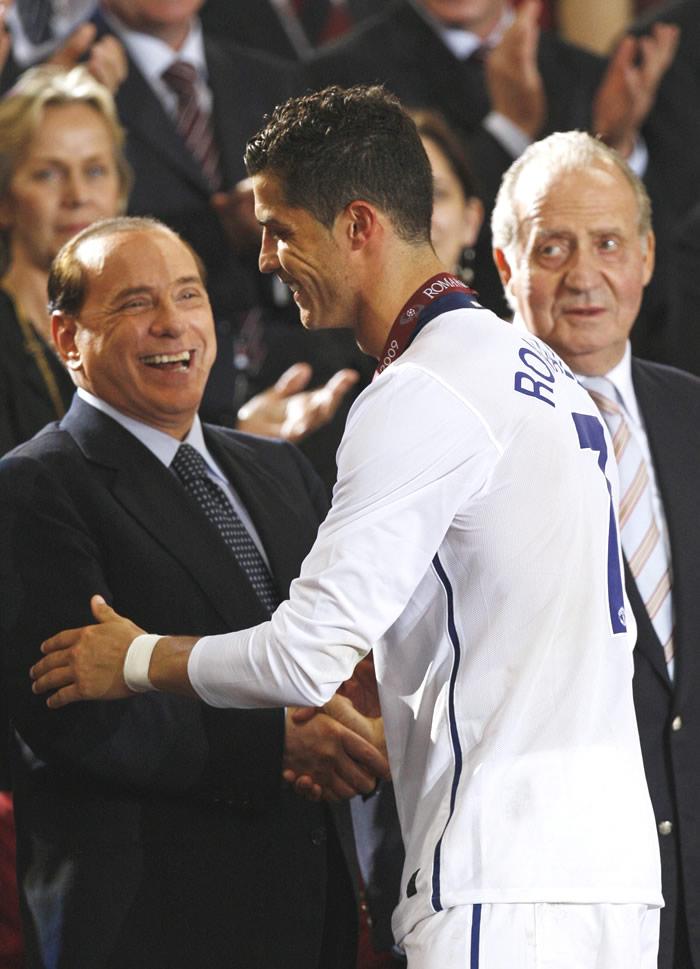 El Milán prepara 200 millones para Cristiano