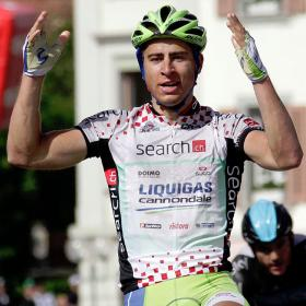 Peter Sagan logra el doblete y Rui Costa sigue lder