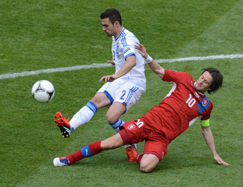 Rosicky y Cech podrán estar el próximo sábado ante Polonia