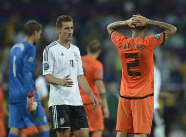 Mario Gómez dispara a Alemania y hunde a Holanda