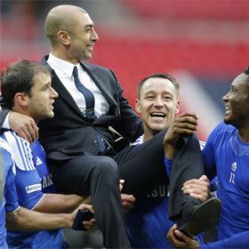 Chelsea: confirma a Di Matteo para los próximos dos años