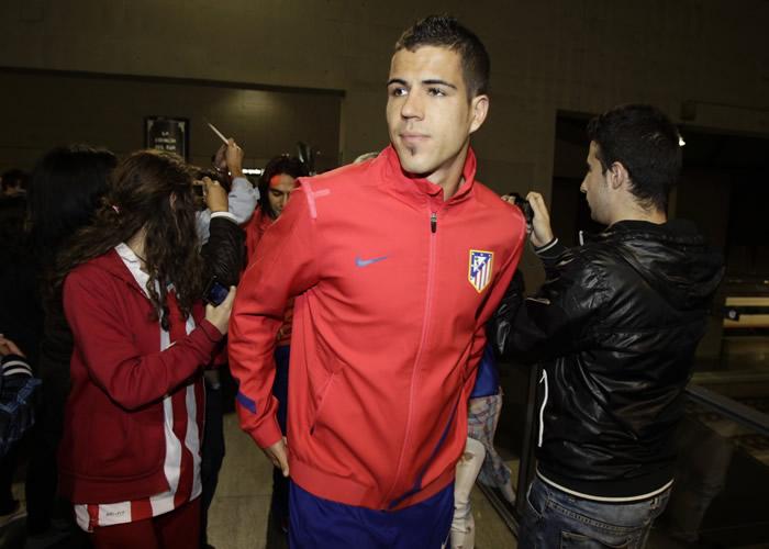 Domínguez podría irse al Mönchengladbach en breve