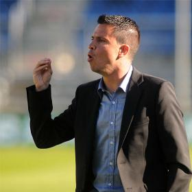 Sergio Lobera, nuevo tcnico de la UD Las Palmas