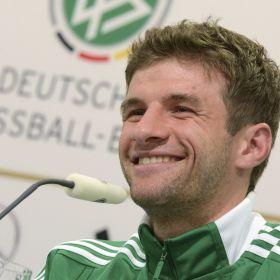 """Müller: """"Como jugador espero que haya más euforia"""""""