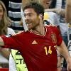 Alonso marca dos goles en su partido 100 con España