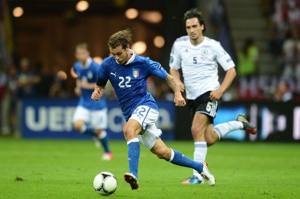 Italia acudirá a la Copa Confederaciones de Brasil 2013