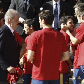 Recepción en Zarzuela a la Selección española 1341245550_822139_1341247158_noticia_normal