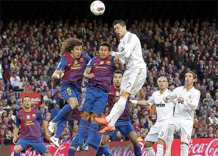 R. Madrid-Valencia y Barça-R. Sociedad para abrir la Liga