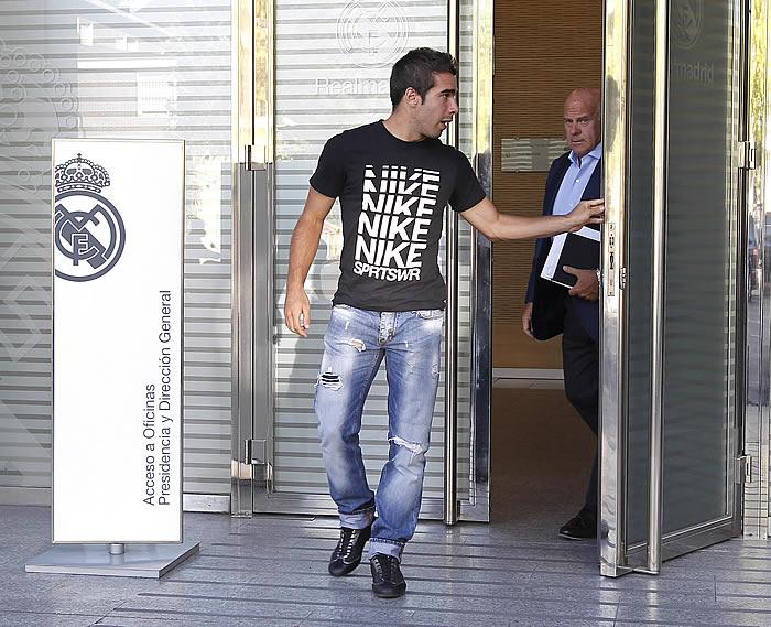El Leverkusen ficha a Carvajal por 5 millones