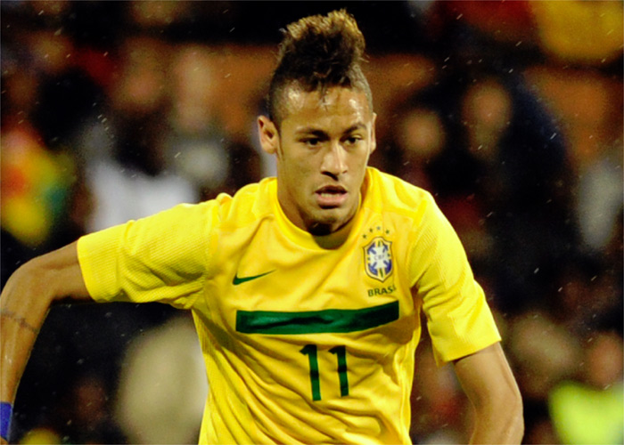 Neymar, en manos   del hombre más rico de Brasil
