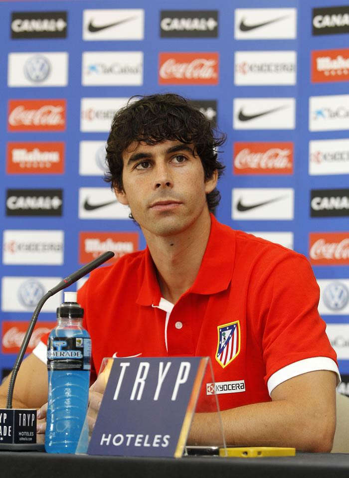 """""""En el Atleti hay jugadores para suplir la baja de Diego"""""""