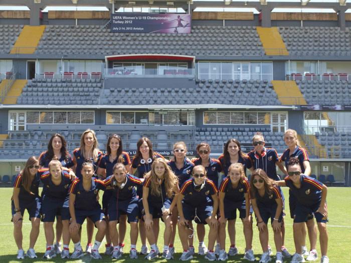 Suecia el ltimo reto de las 39 chicas de oro 39 - Las chicas de oro espana ...