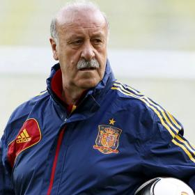 Del Bosque: &quot;La Eurocopa no puede aliviar la crisis&quot;