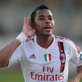 El Santos busca negociar con el Milán y contratar a Robinho