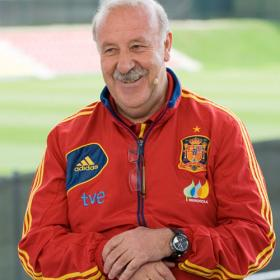 "Del Bosque: ""No aspiro a ser presidente del Real Madrid"""