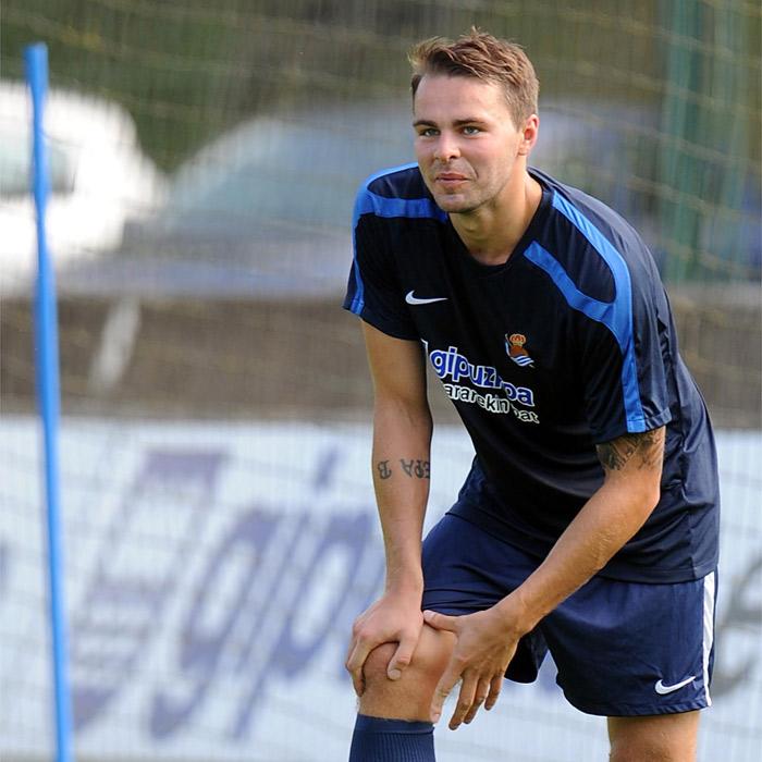 La Real anuncia el traspaso de Vadim Demidov al Eintracht