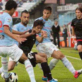 liver pone el ftbol en Balados y el Celta la puntera