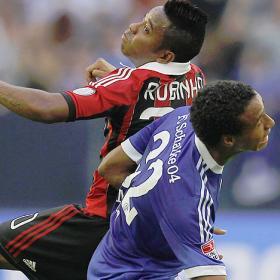 """Robinho: """"Me encantaría que Kaká volviera a jugar al Milán"""""""