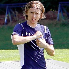 El Dinamo desmiente que Modric sea ya del Madrid