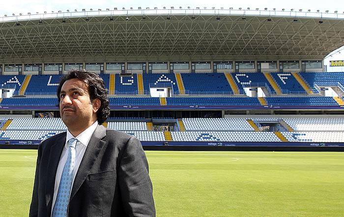 Se cae Taçi y el Málaga sigue en plena subasta