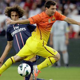 La cantera del Barça pesó más que los fichajes del París SG