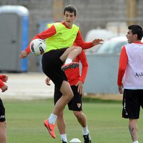 Luis Alberto y Sergi Juste, nuevos jugadores del Barça B