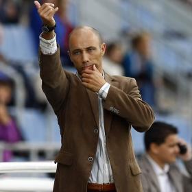 Antonio Calderón, nuevo entrenador de la SD Huesca