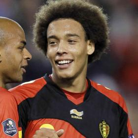 Witsel: el Anzh podra dar 40 millones, segn la prensa lusa