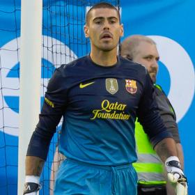 "Victor Valdés: ""I'm yet to talk about my future"""