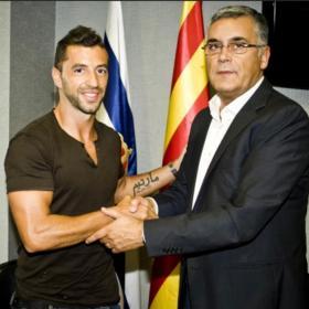 El Espanyol hace oficial la contratación de Simao Sabrosa