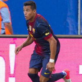 Vilanova debe decidir si Alexis juega el domingo