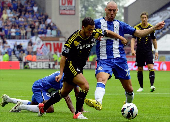 El Chelsea comienza con buen pie su andanza por la Premier