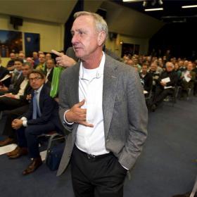 "Johan Cruyff: ""As a footballer, José Mourinho was nothing"""