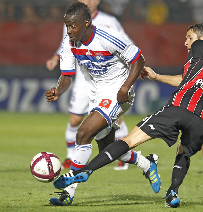 El Olympique de Lyon ya da por perdido a Aly Cissokho