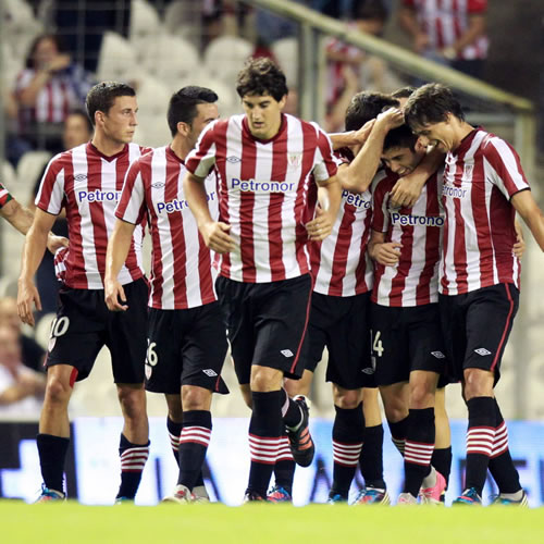 El Athletic se redime en Europa