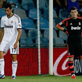 El Madrid desaparece en Getafe