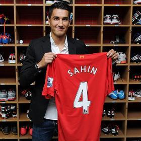 El Liverpool cerró la cesión de Sahin por seis millones