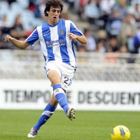 """Rubén Pardo sobre el Athletic: """"En la Real estoy en casa"""""""