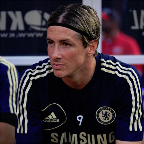 """Torres: """"Forlán, Agüero y Falcao son más de lo que yo fui"""""""