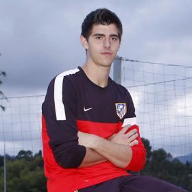 """""""Mi deseo es ganar la Supercopa con el Atleti"""""""