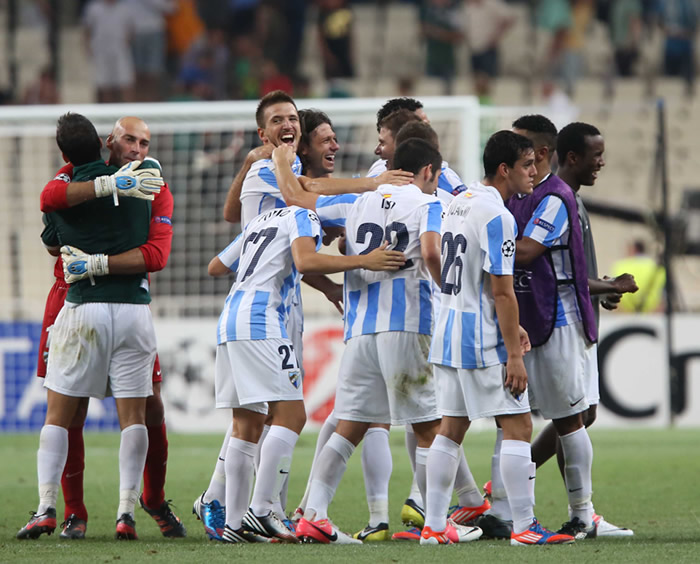 'Champions' Málaga