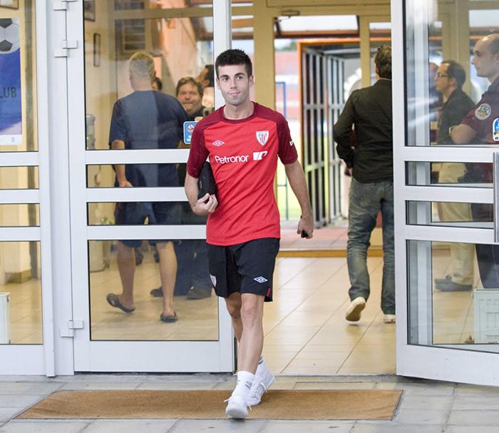 Susaeta rechaza al United para seguir en el Athletic