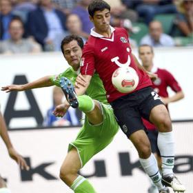 El Hannover golea a domicilio al Wolfsburgo
