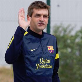 Tito rebuilds the Great Wall of Barça as defence tightens up