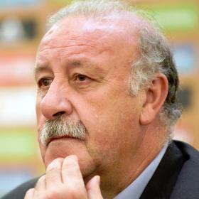 """Del Bosque: """"Mañana comenzamos a defender el título"""""""