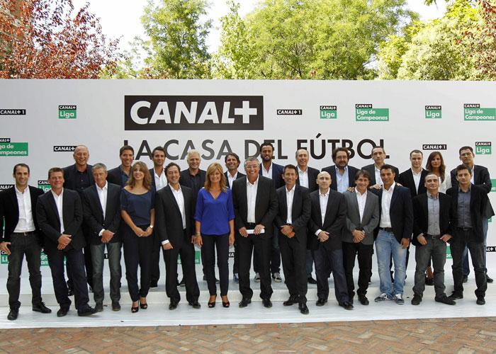 Canal+ regala la Champions a sus clientes toda la temporada