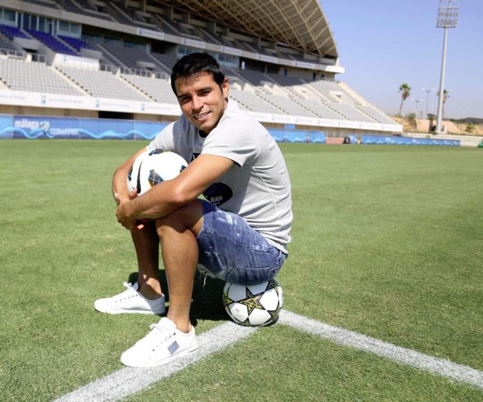 """""""Doy gracias por ver jugar a Messi"""""""