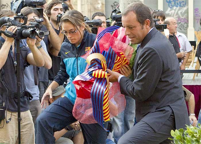"""""""El Barça seguiría en la LFP si Cataluña fuera independiente"""""""