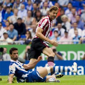 Fernando Llorente regresa y su furia resucita al Athletic